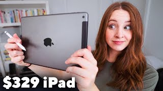 Who is the $329 iPad Really For?? (7th gen)