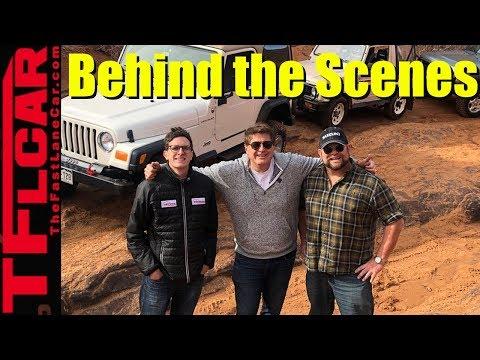 Behind the Scenes: Epic Moab Off-Road Cheap Jeep 150K Challenge