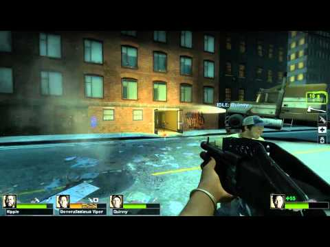 Left 4 Dead 2 Stories: Last Summer [Gloward, Viper
