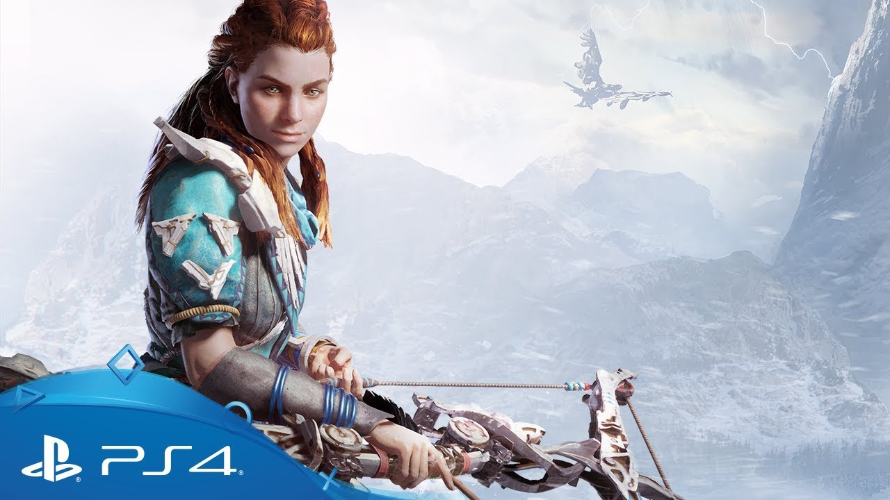 Cinque cose che dovete sapere su Horizon Zero Dawn: The Frozen Wilds, disponibile domani