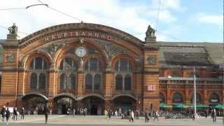 preview picture of video 'Bremen Hauptbahnhof am 09.10.2012'