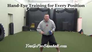 Baseball Fielding Drills – Web Glove Drills
