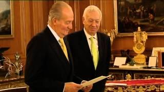 preview picture of video 'Presentación de Cartas Credenciales (21.01.2014)'