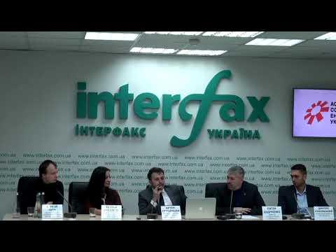 """Трансляція прес-конференції на тему """"Ринок сонячної енергетики в Україні. Які законодавчі зміни очікуються у 2020 році? Думки гравців ринку"""""""