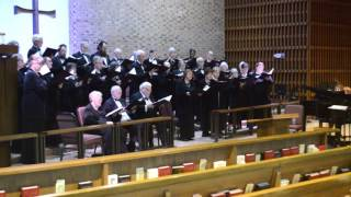 """""""Lord Make Me An Instrument of Thy Peace"""" by Rutter performed by South Sound Classical Choir"""