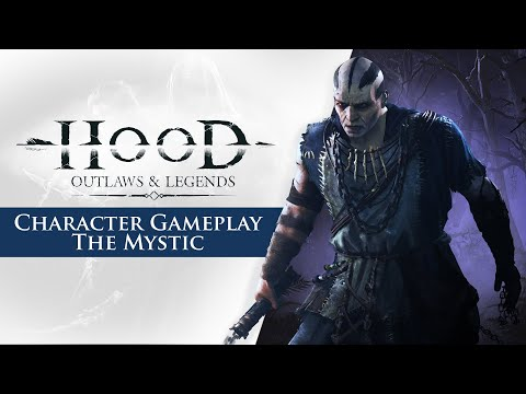 Character Gameplay Trailer - The Mystic de Hood: Outlaws & Legends