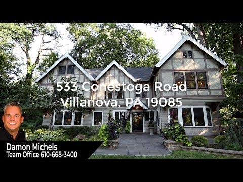 533 Conestoga Rd, Villanova, PA 19085