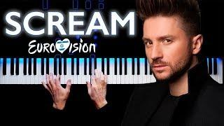 Sergey Lazarev   Scream | Piano Cover (Eurovision 2019)
