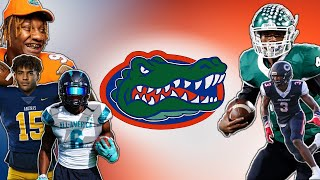Florida Gators 2020 Top 5 Recruits CANT BE STOPPED L Sharpe Sports