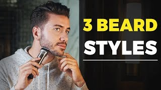 3 BEST BEARD LENGTHS | Facial Hair Styles for Fall & Winter | Alex Costa