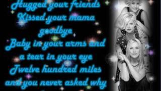 Heartbreak Town dixie chicks lyrics