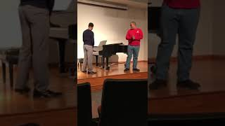 two college students sing without you- spongebob(FULL VIDEO)