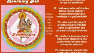 Aditya Hridayam Maha Mantra