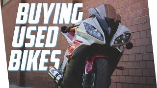 Second Hand Motorcycle Buying Guide | What To Look For