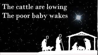 Away In A Manger Faith Hill Lyrics