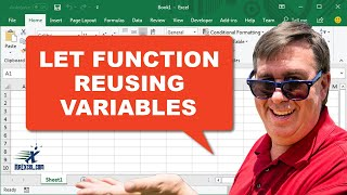 LET Function Second Look: Reusing Variables!