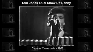 "Tom Jones ""Thunderball"" / ""It's Not Unsual"" (TV 60s Venezuela)"