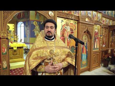 Проповедь в неделю 22-ю по Пятидесятнице