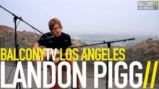 LANDON PIGG   FALLING IN LOVE AT A COFFEE SHOP (BalconyTV)