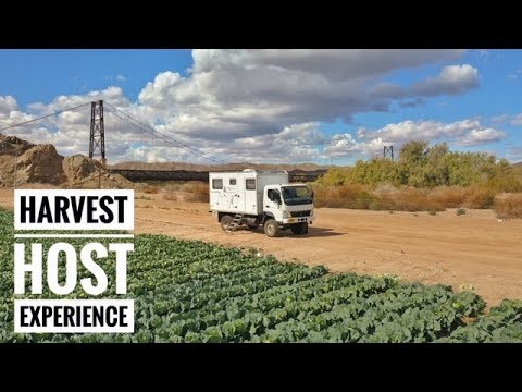 THE HARVEST HOST EXPERIENCE ~ RV Camping on a Farm!