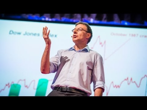 TEDtalk: How we can predict the next financial crisis (2013)