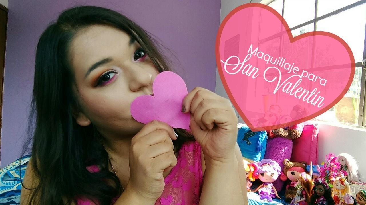Demelza Makeup - Maquillaje para San Valentín