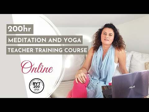 200hr Online MEDITATION and YOGA Teacher Training | 28-day ...