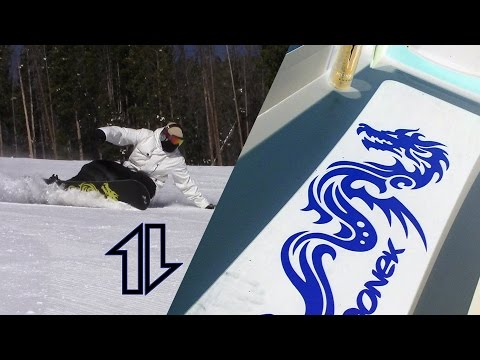 Snowboard Review: Donek Incline