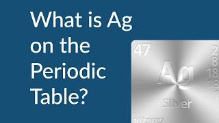 What is Ag on the Periodic Table?