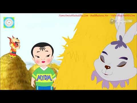 Tập 101/120, Phim Hoạt hình Đệ Tử Quy, Trợ Thủ Thỏ Lớn, Phim Hoạt hình Phật Giáo, Pháp Âm HD