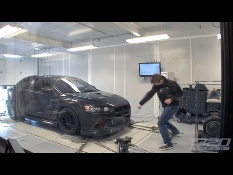 900HP Evo X WORLD RECORD