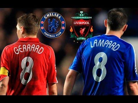 Chelsea - Liverpool (4-4) Match legend 2009