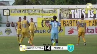 BARITO PUTERA TV  BARITO PUTERA VS PERSELA TSC16