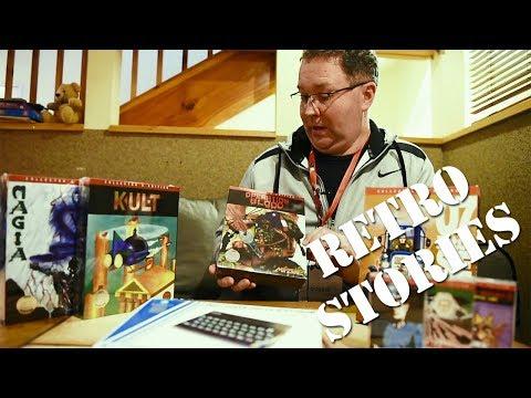 Jurek Dudek (Retronics) o reedycjach starych gier na Atari - Retro Stories #4
