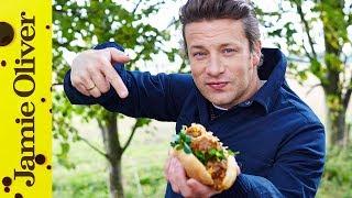 Mega Meatball Sub | Jamie Oliver