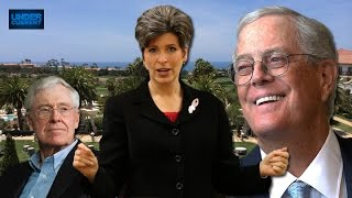 GOP Senate Candidate Caught in a Big Fat Koch Lie (Extended)