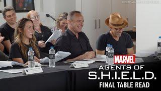 Marvel's Agents of S.H.I.E.L.D. | The Final Table Read!