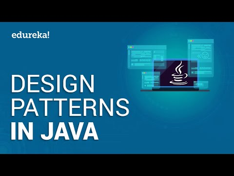 Design Patterns in Java | Java Design Patterns for Beginners | Design Patterns Tutorial | Edureka