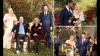 Meghan McCain wedding: Bride says her dad cried, Clay Aiken sang and she got 'really drunk on whiske