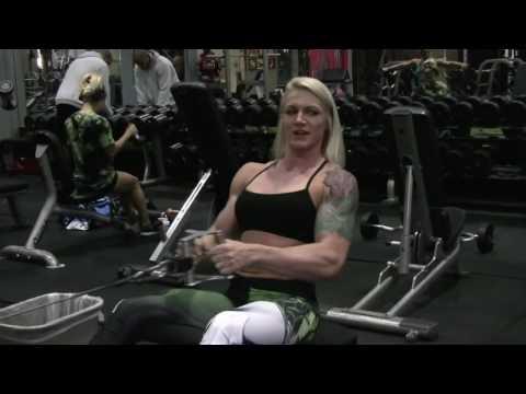 Quels muscles se balancent des roulettes