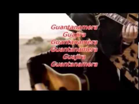 , title : 'Guantanamera Zucchero'