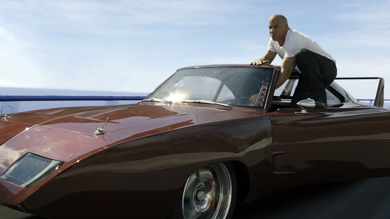 That New Fast & Furious Movie Looks Not Entirely Awful