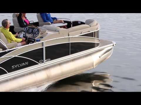 2018 Sylvan Mirage 8522 Party FISH LE in Hutchinson, Minnesota