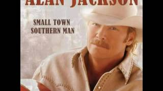Alan Jackson  - Life Or Love.
