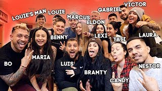 20 YOUTUBERS IN ONE HOUSE!!! *IT GETS CRAZY*