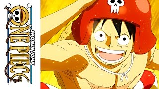 One Piece Film: Gold - Theatrical Teaser Trailer