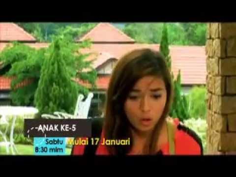 Video TV9 Promo - Anak Ke 5 mulai 17 Januari setiap Sabtu 8.30malam