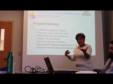 STARS Lunch & Learn Series - CHRIC First Time Homebuyer Program