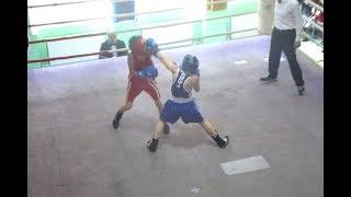 Детско-юношеский бокс/Children's and youth boxing