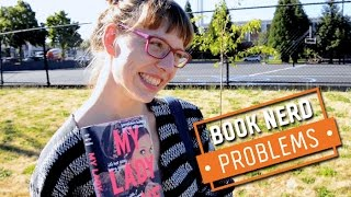 Book Nerd Problems | The Morning After A Long Night Reading